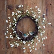 Indoor Wreaths Home Decorating by Front Door Wreaths Notonthehighstreet Com