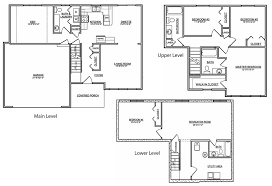 tri level floor plans engine company search tri level house engineering