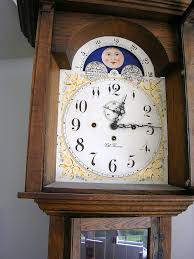 grandfather s clock my grandfather u0027s clock is too large for any damn shelf so it u0027s