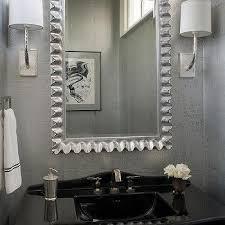 black and silver bathroom ideas silver bathrooms design ideas