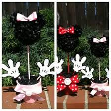 Centerpieces For Minnie Mouse Party by Minnie Mouse Inspired Paper Lantern Birthday Decoration Minnie