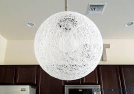 Globe Ceiling Light Glass Globe Pendants Desert Domicile