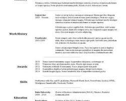cv template medical doctor doctors cv template medical cv doctors     Isabelle Lancray samples of good resumes