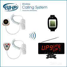 wireless patient nurse call system hospital call alarm system