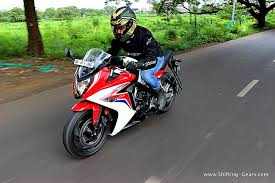 honda cbr india honda cbr650f test ride review shifting gears
