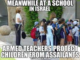 School Teacher Meme - fact check is this an armed teacher protecting students at an