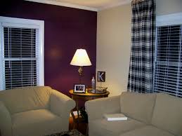 living room painting living room ideas with purple painted wall