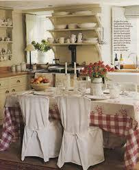farmhouse style table cloth an english kitchen the home of christina strutt kitchen