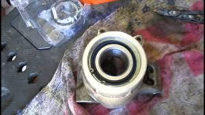 polaris sportsman rear wheel bearing installation diy atv rear