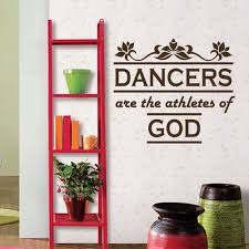 aliexpress com buy dance wall decal sport quote dancer are aliexpress com buy dance wall decal sport quote dancer are athletes mural wall sticker dance room gym wall sticker bedroom decorative decoration from