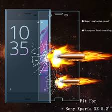 Tempered Glass Windows For Sale 9h Tempered Glass Screen Protector For Sony Xperia Xz Sale