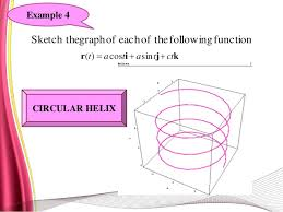 applied calculus chapter 2 vector valued function