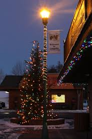 old fashioned community christmas celebration longville mn