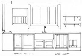Kitchen Design Drawings Kitchen Drawing Cool With Image Of Kitchen Drawing Exterior Fresh