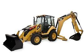 cat backhoe loaders for rent
