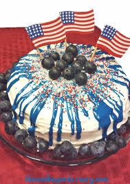 happy birthday america cakes