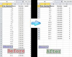 copy data between excel sheets using vba codeproject