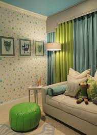 Blue And Green Bedroom Nursery