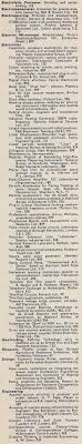 bureau cabinet m ical the engineer 1966 jul dec index sections 2 and 3