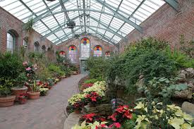 The Missouri Botanical Garden Missouri Botanical Gardens Builds To Help Science