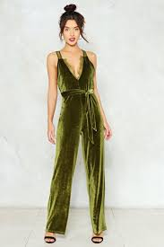 express black jumpsuit better brush up velvet jumpsuit shop clothes at gal