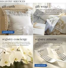 finding a wedding registry 27 best pottery barn southpoint s top 25 wedding registry gifts