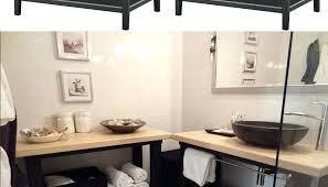 meuble cuisine dans salle de bain meuble original salle de bain gallery of salle bain meuble luxe