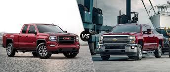 truck gmc 2017 gmc sierra vs 2017 chevy silverado