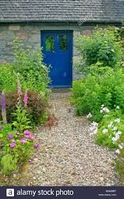 Garden Of Ideas Amazing Path Leading To Entrance Door Through A Cottage Garden In
