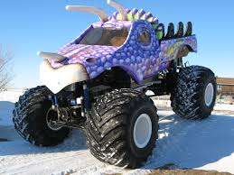 nitro rc monster truck for sale 10 scariest monster trucks motor trend
