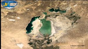 Aral Sea Map Aral Sea Animation 1960 2014 Youtube