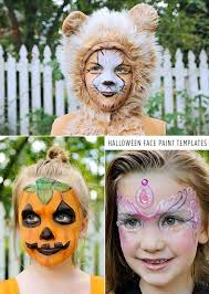 face painting templates happiness is homemade
