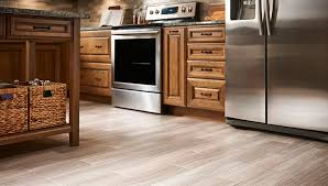 what color flooring looks with cabinets vinyl wood look flooring ideas