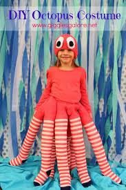 diy halloween costumes diy octopus costume halloween costumes