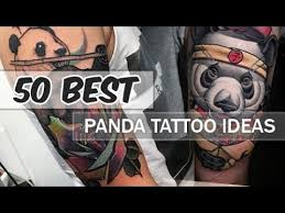 panda tattoo ideas most popular and awesome designs panda
