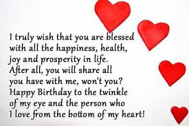 happy birthday quotes for lover boyfriend happy