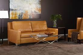 luxury leather sofa bed luxury leather comfort sleeper a new standard in leather sleep