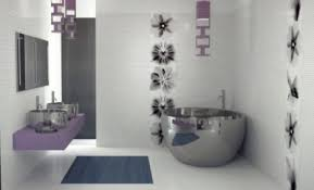 Purple And Gray Bathroom - ruchi designs home design ideas decorating and new inspiration