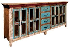 rustic sideboard rustic buffets and sideboards by crafters