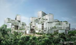 singapore apartments the interlace condominium new condo in singapore apartments