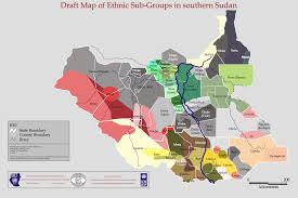 Map Of Sudan Maps Page For South Sudan And Borderlands Creekbank Stories