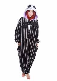 the nightmare before christmas jack skellington kigurumi costumes