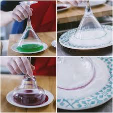 decorazioni bicchieri come decorare con lo zucchero i bordi dei bicchieri peronaci