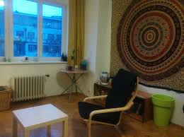 calm room next to action zone anděl flat share prague