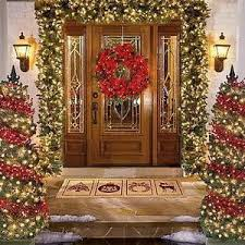 country christmas decorations country christmas decor whole house magic