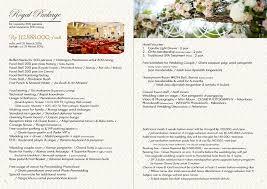 grand central hotel pekanbaru international wedding package