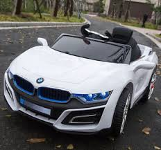 bmw battery car style 2017 ride on 12v sport bmw i8 style electric