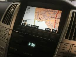 2007 lexus rx400h navigation system used lexus rx 400h 3 3 sr 5dr cvt auto 2 local owners for sale in