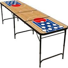 Custom Beer Pong Tables by Beer Pong Tables U0026 Accessories You U0027ll Love Wayfair