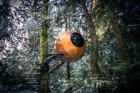 Treehouse Europe - 9 tree houses you can actually sleep in